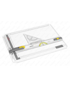 ISOMERS DRAWING BOARD - MATIC A3